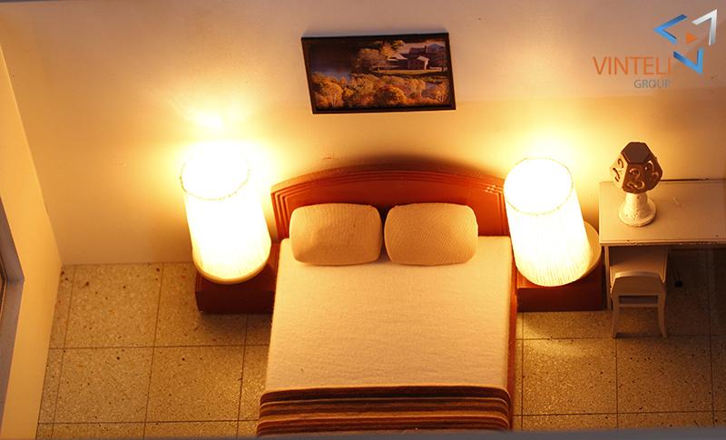đèn ngủ nhà thông minh