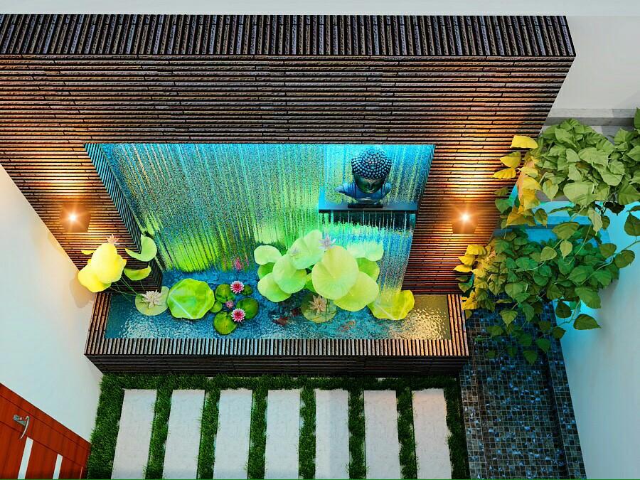 Công trình nhà thông minh Him Lam, Quận 7