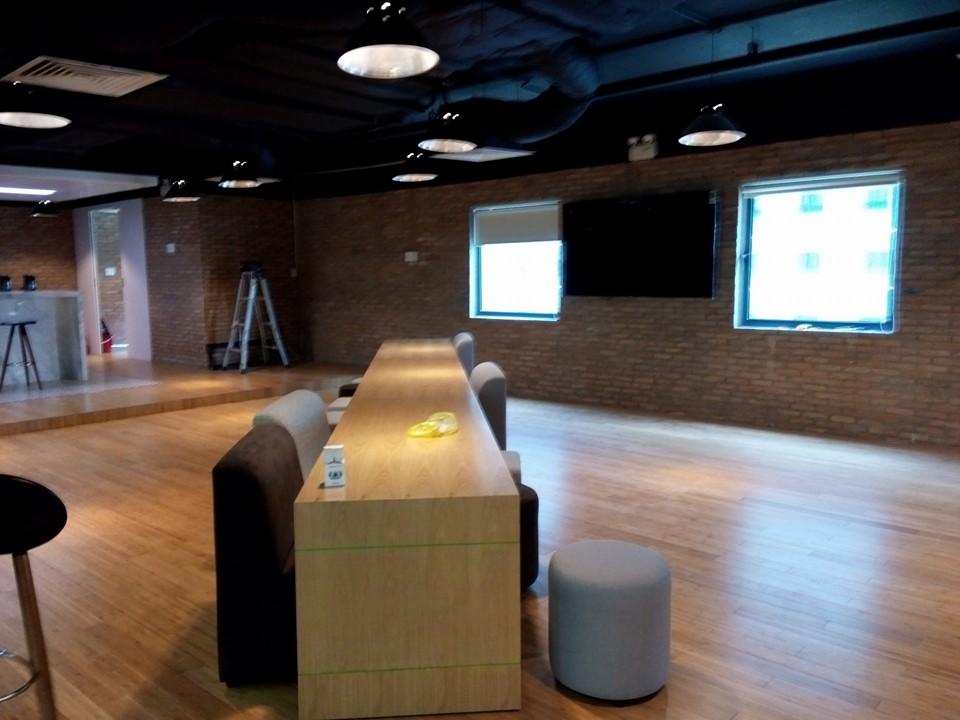 Công trình văn phòng thông minhAnsarada thuộc toà nhà Etown Cộng Hoà