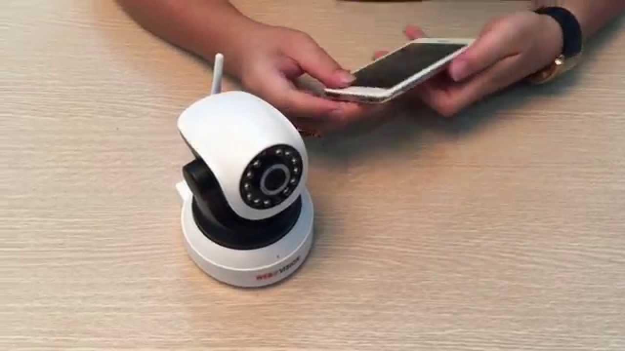 Kết quả hình ảnh cho camera kết nối điện thoại thông minh