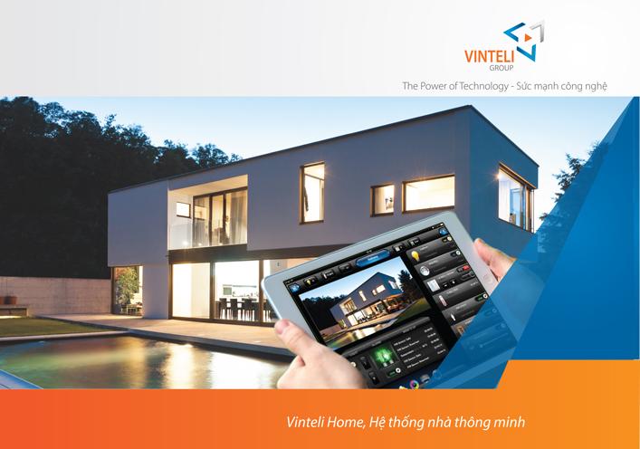 Vinteli – Công ty nhà thông minh hàng đầu Việt Nam