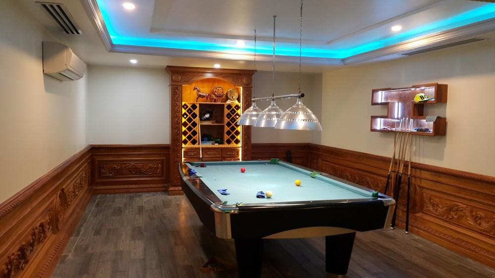 Hệ thống đèn trần thông minh Vinteli Home tự đổi màu theo kịch bản